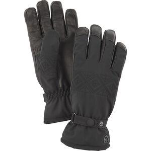 Hestra Swisswool Inverno Gloves Dam black black