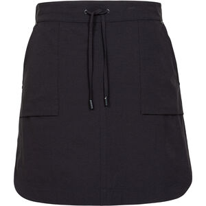 Alchemy Equipment Patch Pocket Short Skirt Dam black black