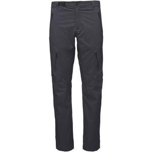 Black Diamond Traverse Pants Herr carbon carbon