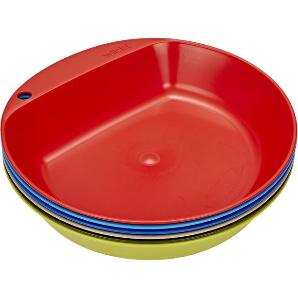 Wildo Camper Plate Deep Set Mixed 6x basic