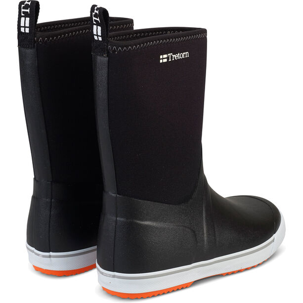 Tretorn Wings Neo Rubber Boots black