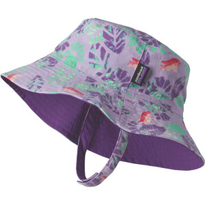 Patagonia Sun Bucket Hat Barn garibaldi tropics: petoskey purple garibaldi tropics: petoskey purple