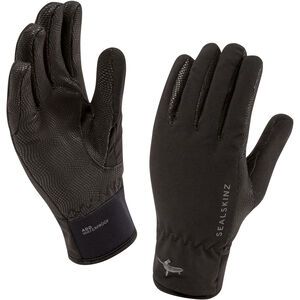 Sealskinz Sea Leopard Gloves Dam black black