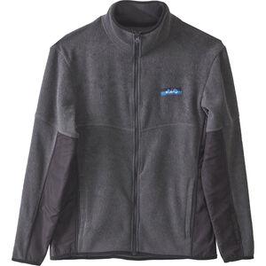 KAVU Braeburn Jacket Herr charcoal charcoal