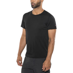 Devold Breeze T-shirt Herr black black