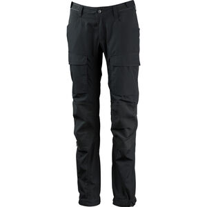Lundhags Authentic II Pants Dam granite/charcoal granite/charcoal