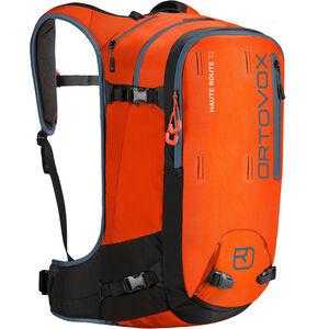 Ortovox Haute Route 32 Backpack crazy orange crazy orange