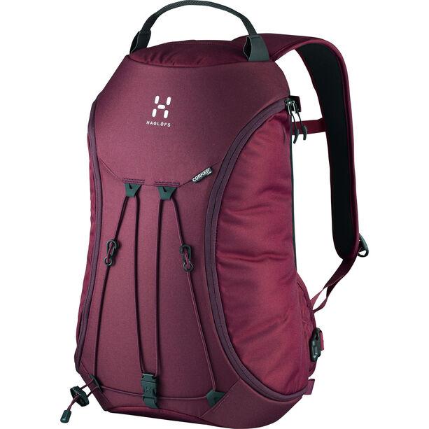 Haglöfs Corker Backpack Large aubergine