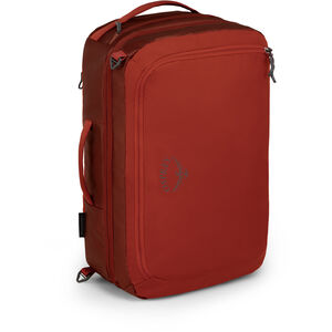 Osprey Transporter Global Carry-On 38 Travel Pack ruffian red ruffian red