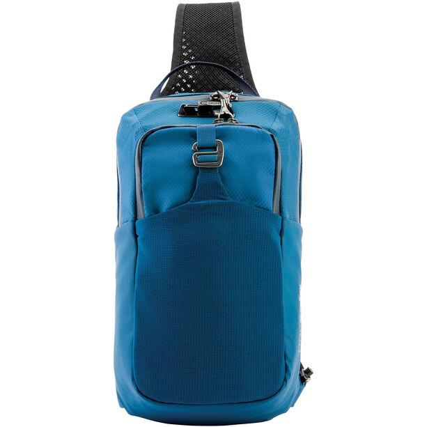 Pacsafe Venturesafe X Sling Pack blue steel