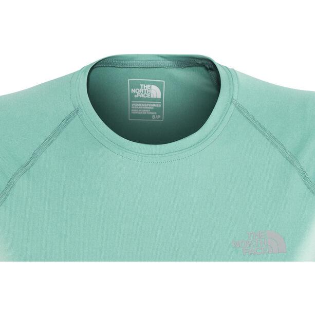 The North Face Flex S/S Shirt Dam bristol blue