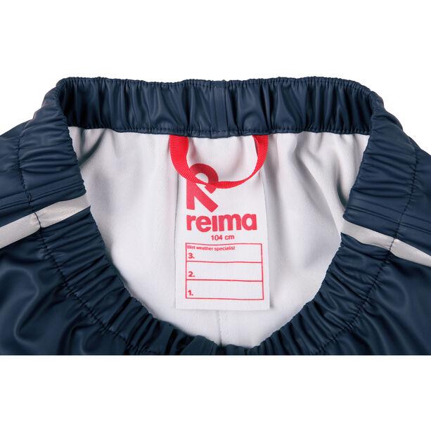 Reima Oja Rain Pants Barn navy