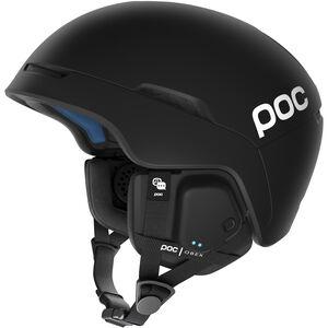 POC Obex SPIN Communication Helmet uranium black uranium black