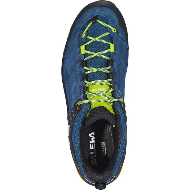 SALEWA MTN Trainer Shoes Herr poseidon/sulphur spring