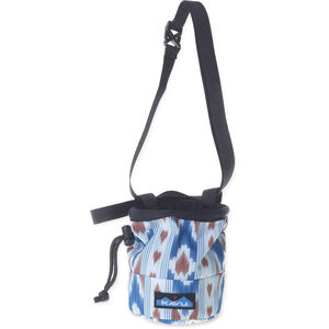 KAVU Peak Seeker Chalk Bag river ikat river ikat