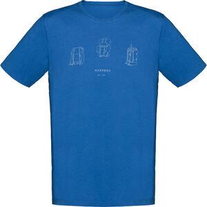 Norrøna /29 Cotton Heritage T-shirt Herr denimite denimite