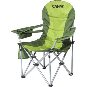 CAMPZ Deluxe Arm Chair green green