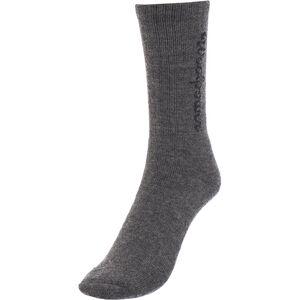Woolpower 400 Classic Logo Socks grey grey