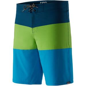 NRS Benny Shorts Herr blue/green blue/green