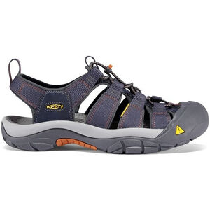 Keen Newport H2 Sandals Herr india ink/rust india ink/rust