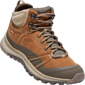 Keen Terradora Lea WP Mid Shoes Dam timber/cornstal timber/cornstal