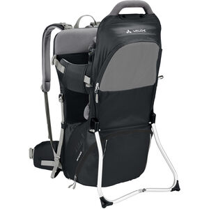 VAUDE Shuttle Base Child Carrier black black