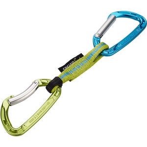 Edelrid Pure Slim Quickdraw Set 12cm oasis-icemint oasis-icemint