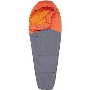 The North Face Aleutian 40/4 Sleeping Bag Long monarch orange/zinc grey monarch orange/zinc grey