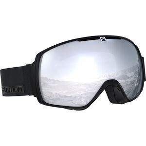 Salomon XT One Goggles black tie black tie