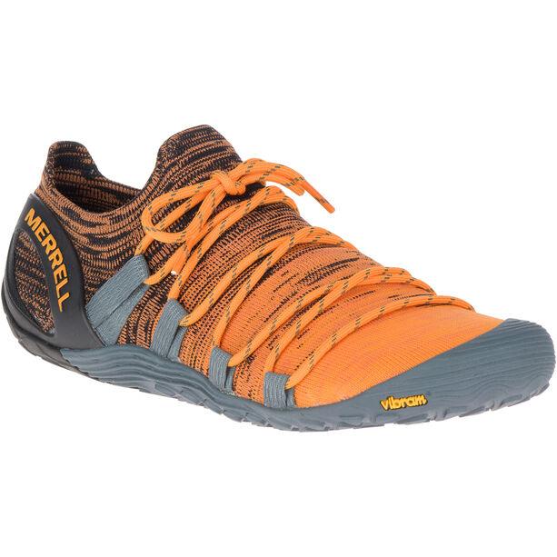 Merrell Vapor Glove 4 Shoes Herr orange/black