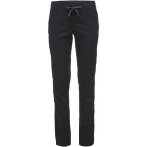 Black Diamond Credo Pants Dam black black