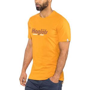 Haglöfs Camp Tee Herr desert yellow desert yellow