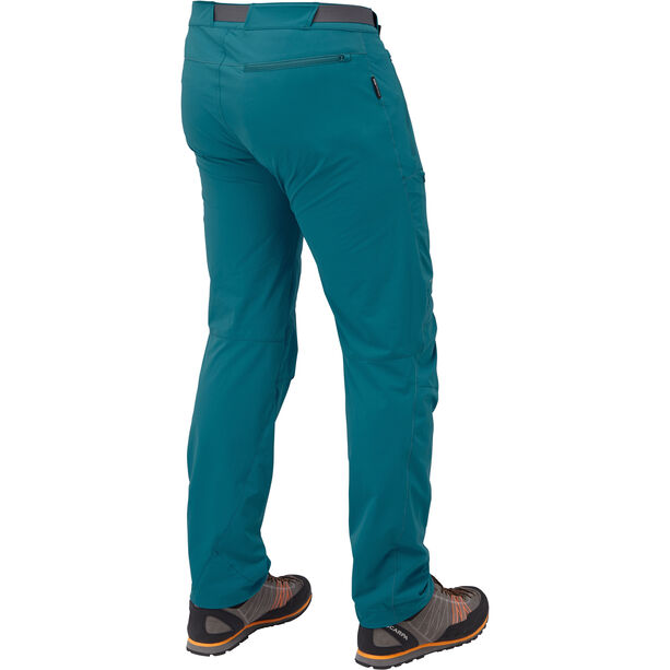 Mountain Equipment Comici Pants Herr tasman blue