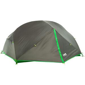 CAMPZ Lacanau 3P Tent grey/green grey/green