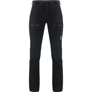 Haglöfs Breccia Pants Dam true black/magnetite true black/magnetite
