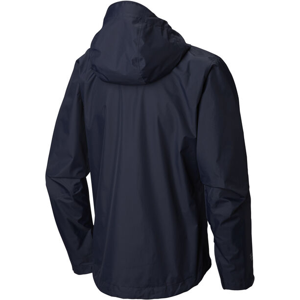 Mountain Hardwear Exposure/2 Gore-Tex Paclite Jacket Herr dark zinc