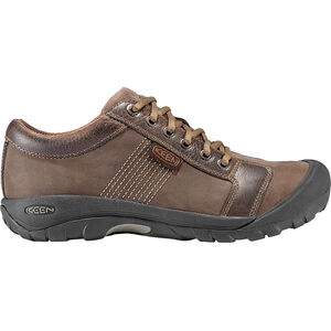 Keen Austin Shoes Herr chocolate brown chocolate brown
