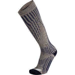 UYN Shiny Cashmere Ski Socks Dam celebrity gold celebrity gold