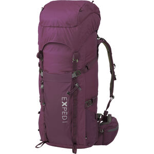 Exped Explr 60 Backpack Dam dark violet dark violet