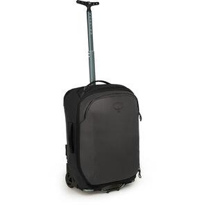 Osprey Rolling Transporter Carry-On 38 Travel Pack black black