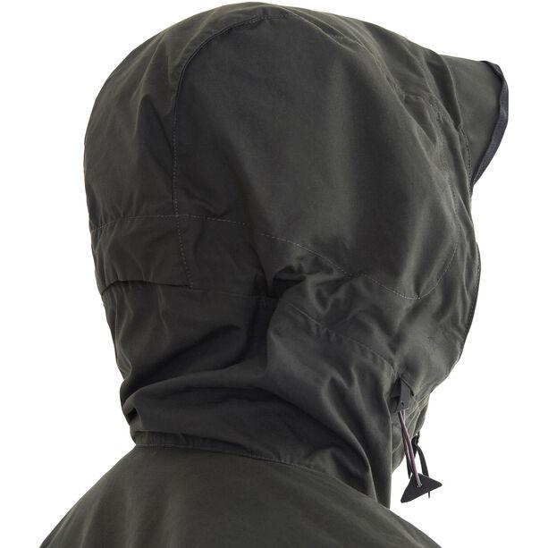 Klättermusen Einride Jacket Dam charcoal