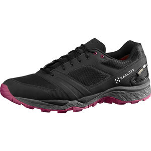 Haglöfs Gram Gravel GT Shoes Dam true black/volcanic pink true black/volcanic pink