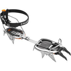 Black Diamond Cyborg Pro Crampons silver silver