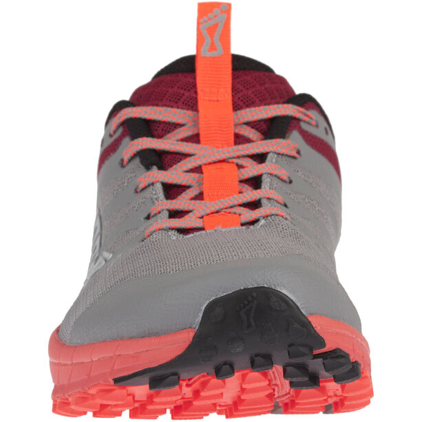 inov-8 Parkclaw 275 Shoes Dam grey/coral