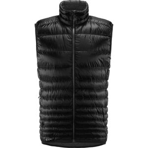 Haglöfs Essens Vest Herr true black/magnetite true black/magnetite