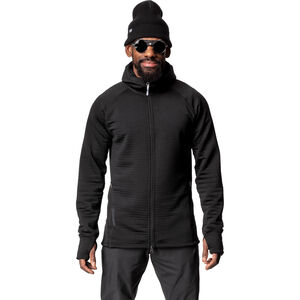 Houdini Power Air Houdi Fleece Jacket Herr true black true black