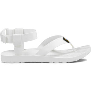 Teva Original Sandals Dam solid white solid white