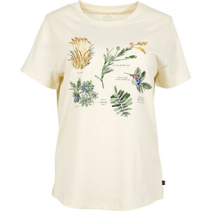 United By Blue Blossom & Berry SS Graphic Tee Dam antique white antique white
