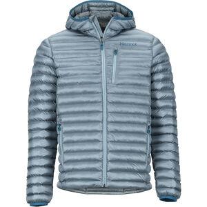 Marmot Avant Featherless Hoody Herr blue granite blue granite