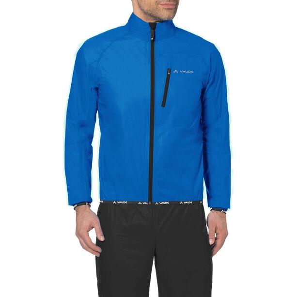 VAUDE Drop III Jacket Herr hydro blue